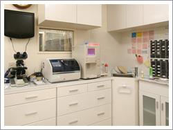 検査・処置室写真
