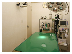 X線室・手術室写真
